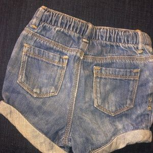 Old Navy Bottoms - Girl jean shorts 2 t